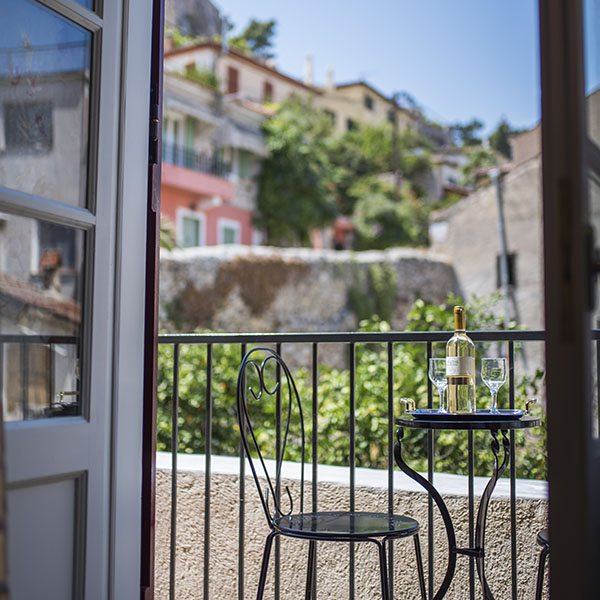 luxury rooms nafplio - pension Dafni