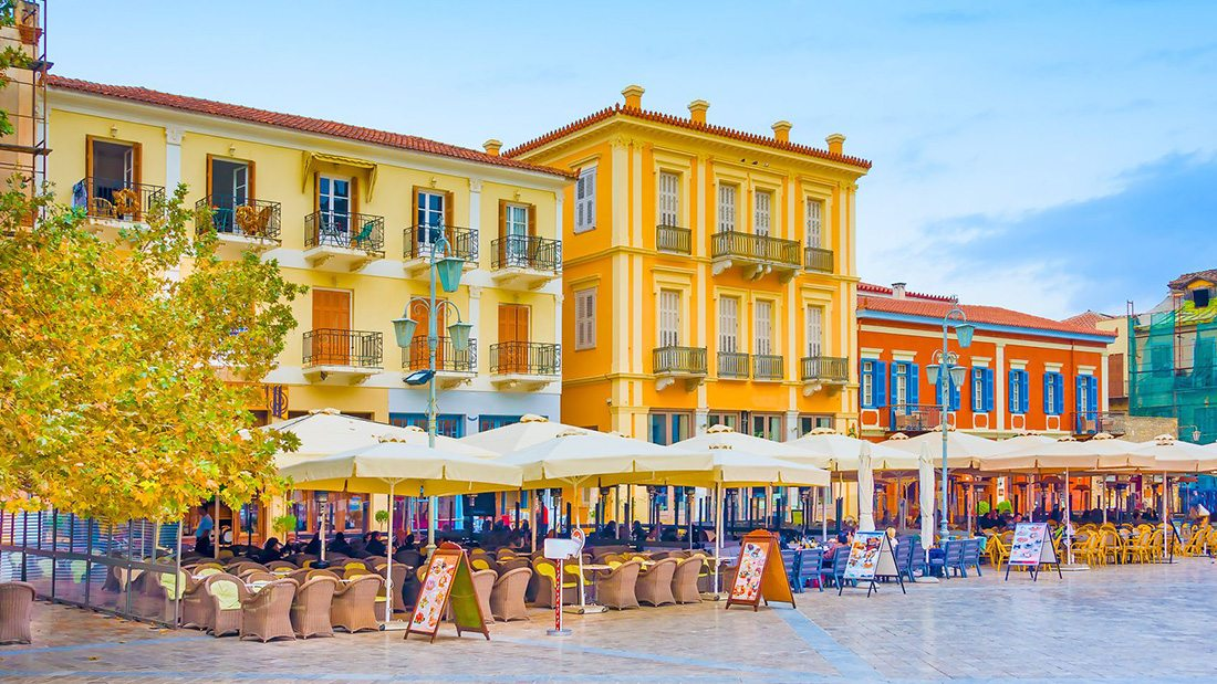 ξενοδοχεία στο ναύπλιο - Dafni Pension Nafplio