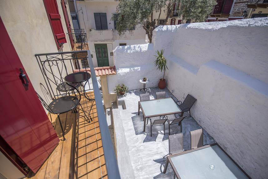 rooms in nafplion - Pension Dafni